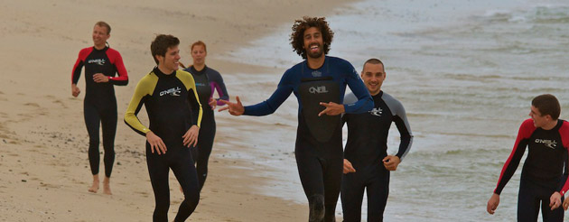 Surfers Camp Esmoriz Porto Portugal - The Team slideshow photo